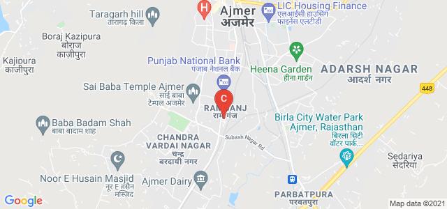 Dayanand College, Beawar Road, Ramganj, Ajmer, Rajasthan, India