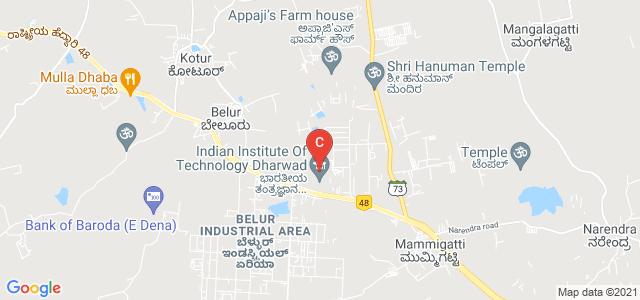 Indian Institute Of Technology Dharwad, Anjaneya Nagar, Karnataka, India