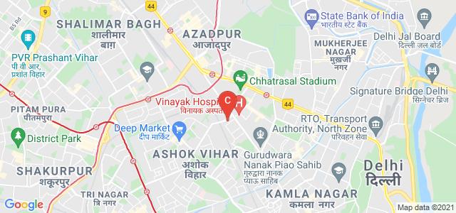 Aryabhatt Institute Of Technology, GT Karnal Road Industrial Area, Ashok Vihar, Bilaspur, Delhi, India