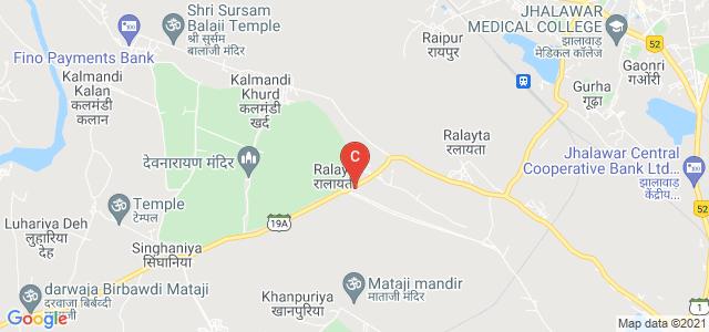 Darshan B.ED.College, Bhawanimandi Road, Jhalrapatan, Rajasthan, India