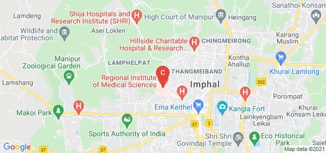 Regional Institute of Medical Sciences, Imphal, Manipur, India
