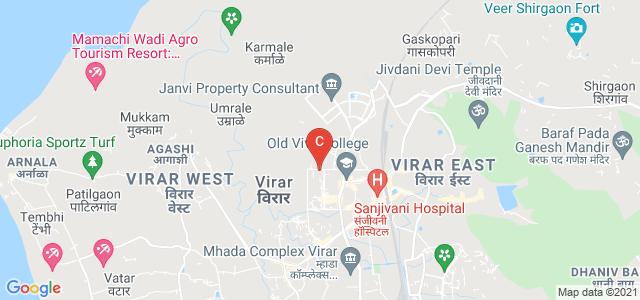 VIVA COLLEGE OF DIPLOMA ENGINEERING & TECHNOLOGY, Chintamani Vihar, Tirupati Nagar Phase II, Tirupati Nagar, Virar West, Virar, Maharashtra, India