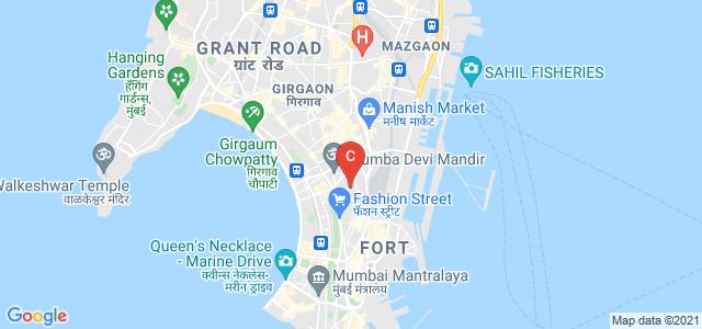 Xavier Institute of Management and Research, Dhobi Talao, Chhatrapati Shivaji Terminus Area, Fort, Mumbai, Maharashtra, India
