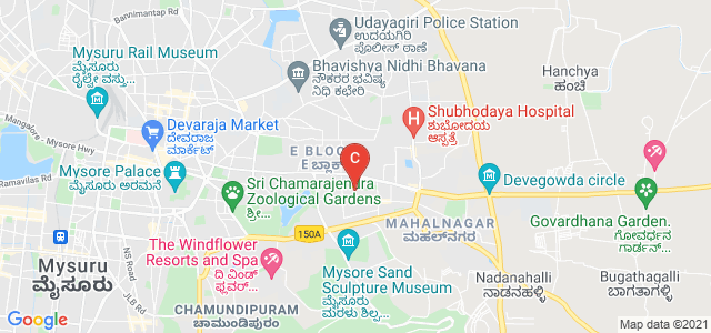 Shri Dharmasthala Manjunatheshwara Institute for Management Development, Chamundi Hill Road, Siddhartha Layout, Mysore, Karnataka, India