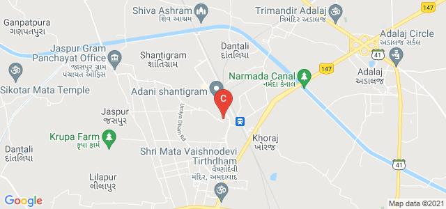 Adani Institute for Education & Research, Ahmedabad, Gujarat, India