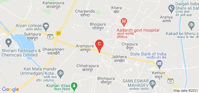 College of Agriculture, Ummed ganj, Kota, near Agriculture Research Station, ummed ganj, Kota, Rajasthan, India