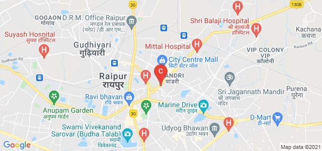 ITM University, Pandri, Raipur, Chhattisgarh, India