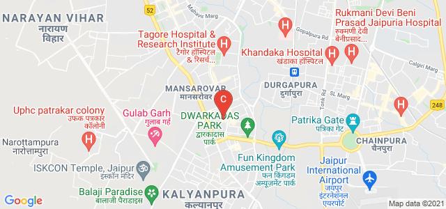 International School of Informatics & Management, Mahaveer Marg, Sector 12, Mansarovar, Jaipur, Rajasthan, India