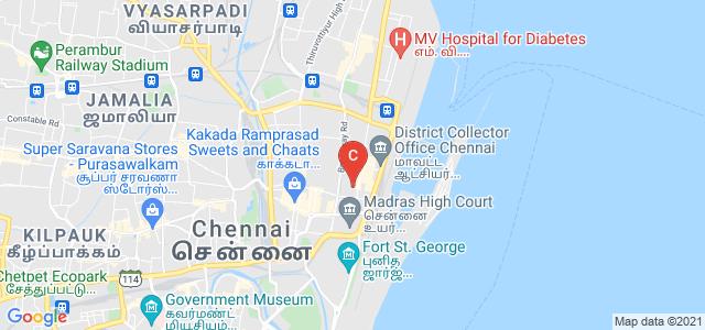 Indian Institute of Logistics, Mannady, George Town, Chennai, Tamil Nadu, India