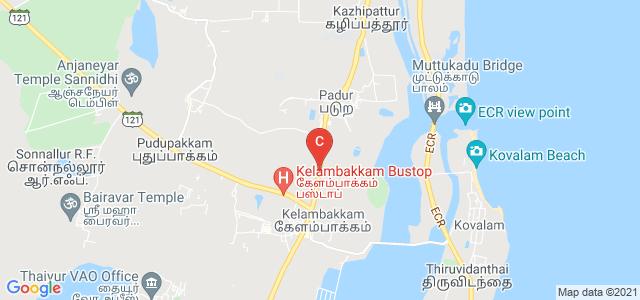 Chettinad Academy Of Research And Education, Kelambakkam, Tamil Nadu, India