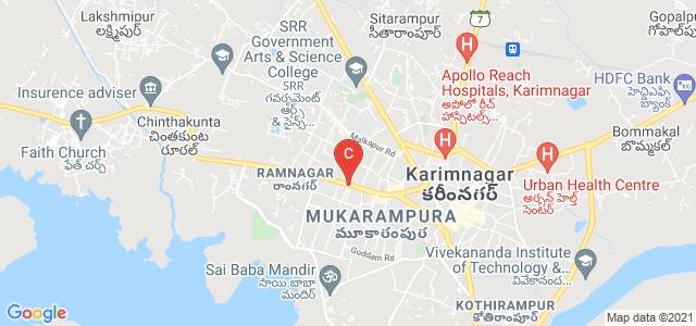 Shivani Degree & P.G Kalashala, Mankamma Thota, Karimnagar, Telangana, India