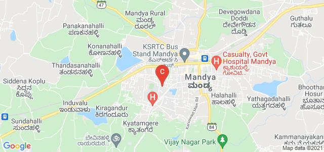 PES College of Engineering, PES College Campus, Mandya, Karnataka, India
