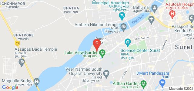 Prabhu B C A College, Gymkhana Road, Piplod, Surat, Gujarat, India