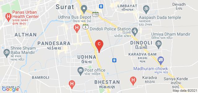Vimal Tormal Poddar BCA College, Surat - Navsari Road, Near BRC Colony, Pramukh Park, Udhna, Surat, Gujarat, India