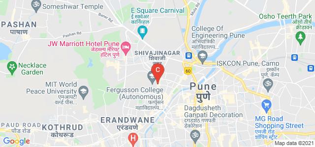 Fergusson College, Shivajinagar, Pune, Maharashtra