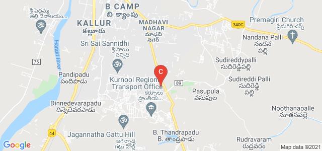 G.Pulla Reddy Engineering College ( Autonomous), Kurnool, Andhra Pradesh, India