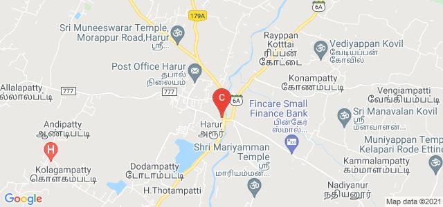 Annai College of Education, Kumbakonam Periyar Nagar, Harur, Tamil Nadu, India