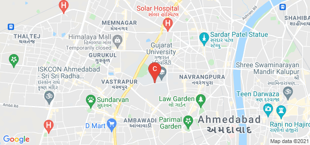 L.D. College Of Engineering, Circular Road, University Area, Ahmedabad, Gujarat, India
