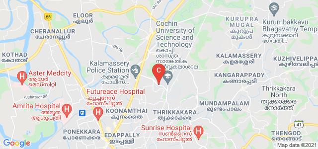 Cochin University of Science and Technology, University Road, South Kalamassery, Kalamassery, Kochi, Kerala, India