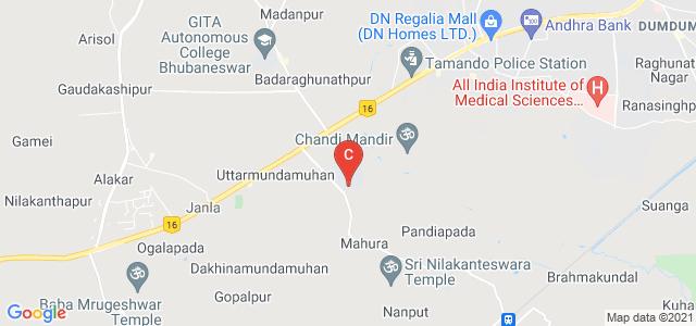 C. V. Raman Global University, Bhubaneswar, Odisha, India