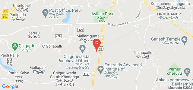 Accord Business School, North, Tirupati, Andhra Pradesh, India
