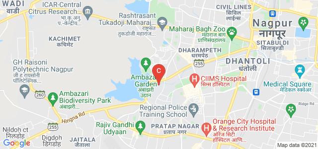 Indian Institute of Management Nagpur, South Ambazari Road, Ambazari, Nagpur, Maharashtra, India