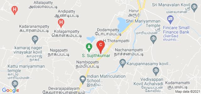 Annai College of Education, Periyar Nagar, Harur, Dharmapuri, Tamil Nadu, India
