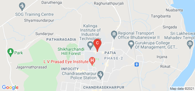 Kalinga Institute of Industrial Technology, Shikhar Chandi Road, Chandaka Industrial Estate, Bajrang Vihar, Patia, Bhubaneswar, Odisha, India