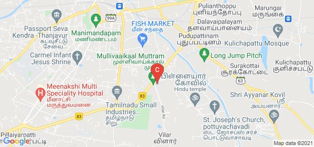 Bon Secours College of Education, Villar Road, Anna Nagar, Thanjavur, Tamil Nadu, India