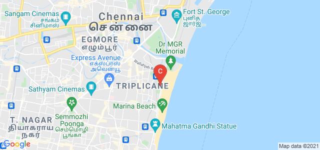 Presidency college, Kamarajar Salai, PWD Estate, Chepauk, Triplicane, Chennai, Tamil Nadu, India