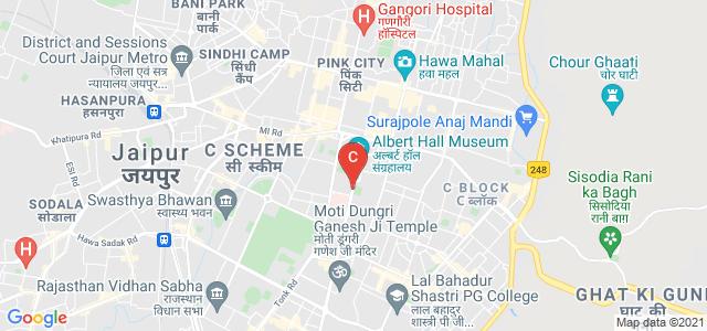 SMS Medical College, Jawahar Lal Nehru Marg, Gangawal Park, Adarsh Nagar, Jaipur, Rajasthan, India