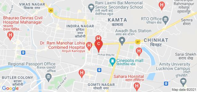 Dr. Ram Manohar Lohia Institute of Medical Sciences, Vibhuti Khand, Gomti Nagar, Lucknow, Uttar Pradesh, India