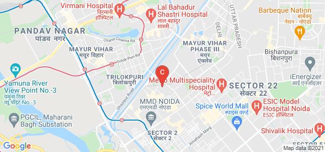 Maharaja Agrasen College, Vasundhara Enclave, Delhi, India