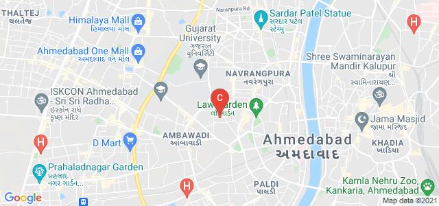 St. Xavier's College, Gulbai Tekra, Ahmedabad, Gujarat, India