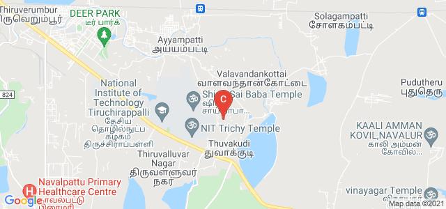 Indian Institute of Management Tiruchirappalli, Sooriyur, Tamil Nadu, India