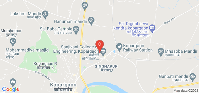 Sanjivani Rural Education Societys Sanjivani Arts, Commerce and Science College, Sanjivaani Factory, Singnapur, Kopargaon, Maharashtra, India
