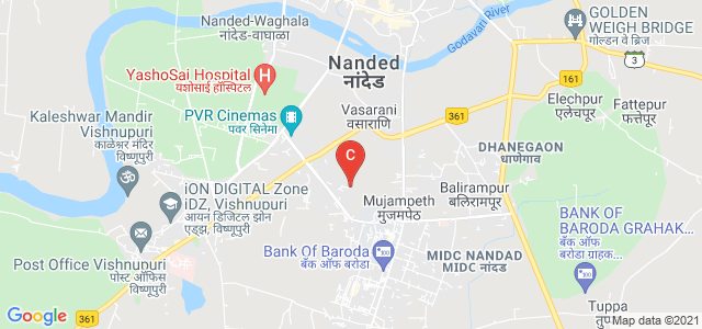 Jawaharlal Nehru College of Social Work, CIDCO, Nanded, Maharashtra, India