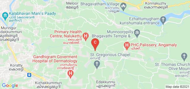 SCMS School of Engineering & Technology, Palissery, Karukutty, Ernakulam, Kerala, India