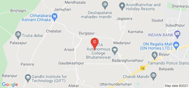 Bhubaneswar Institute of Technology, Harapur, Odisha, India
