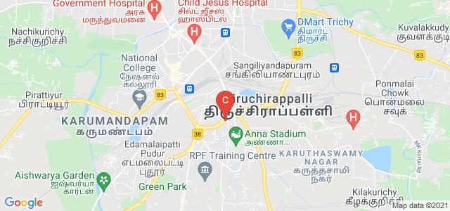 Jamal Mohamed College, Kajamalai, Edamalaipatti Pudur, Tiruchirappalli, Tamil Nadu, India
