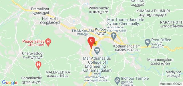 Mar Athanasius College of Engineering, Kothamangalam, Kerala, India