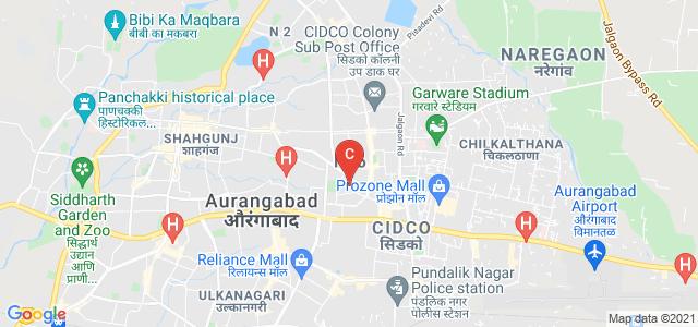 MGM Institute of Fashion Design, MGM University, N-6, Cidco, Aurangabad, Maharashtra, India