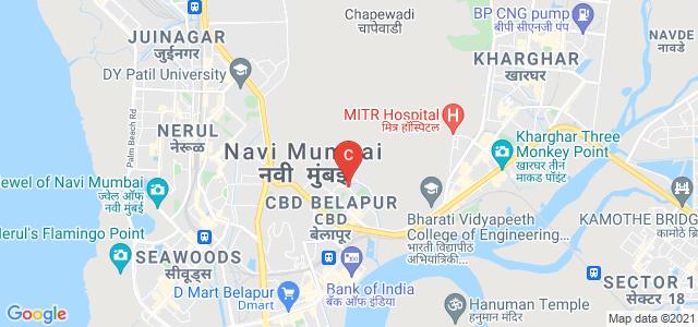 Bharati Vidyapeeth's Institute of Management Studies & Research, Sector 3A, CBD Belapur, Navi Mumbai, Maharashtra, India