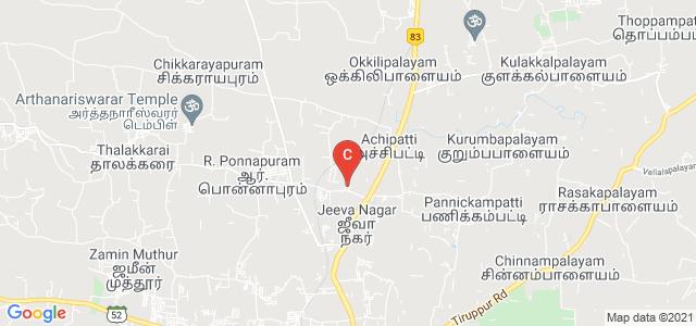 Sri Subash Arts and Science College (Best Arts & Science College/Top Arts & Science College), Jeeva Nagar, Pollachi, Tamil Nadu, India