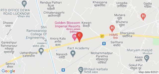 Aurous Institute of Management, Lucknow - Faizabad Road, Barabanki, Uttar Pradesh, India