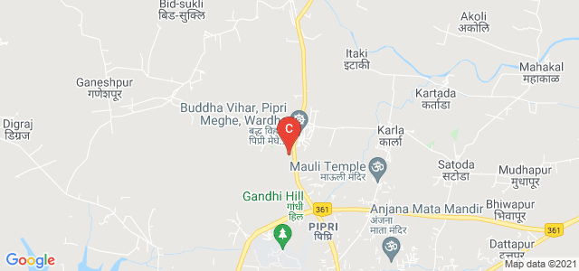 Bajaj Institute of Technology, Arvi Rd, Pipri, Wardha, Maharashtra, India