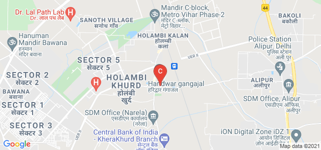 Delhi Institute of Rural Development, Holambi Khurd Village, Delhi, India