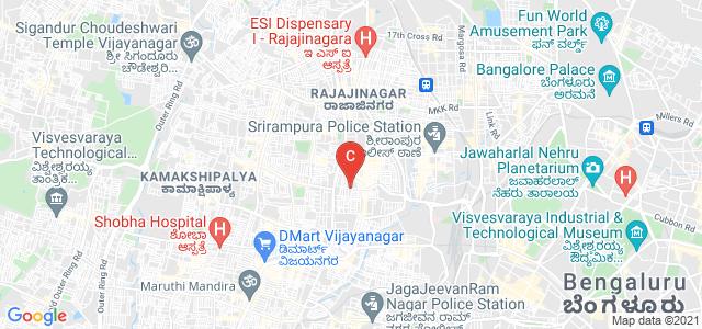KLE Society's S NIjalingappa College, Rajajinagar, 12th Main Road, 2nd Block, 2nd Stage, Rajaji Nagar, Bengaluru, Karnataka, India