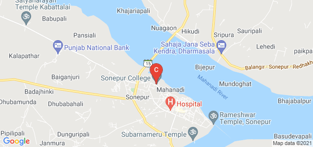 Sonepur College, Sonepur-Raj, Sonepur, Odisha, India