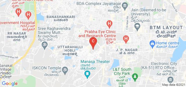 Dayananda Sagar Business School, 1st Stage, Kumaraswamy Layout, Bengaluru, Karnataka